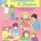 Springboards & Starters - Grades 2-6 - Seasonal & Holiday