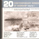 20 Contemporary Songs Of Worship - Volume 1