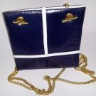 Vintage FRENCHY OF CALIFORNIA Shoulder Handbag Clutch