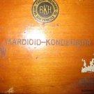 Zeiss Cardioid Darkfield Condensor
