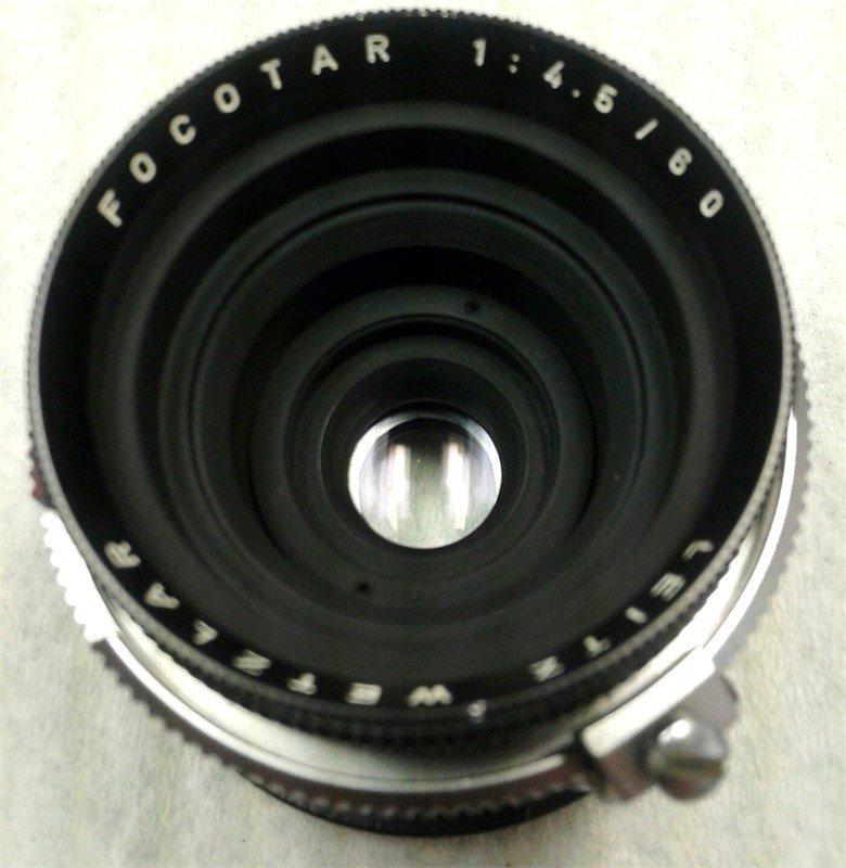 Leitz Focotar 60mm F/4.5 Enlarging Lens Make an Offer!