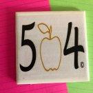 The 504 Teacher Coaster