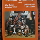 Antique Collecting Vol. 10, No. 10, February 1976
