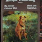 Antique Collecting Vol. 10, No. 11, March 1976