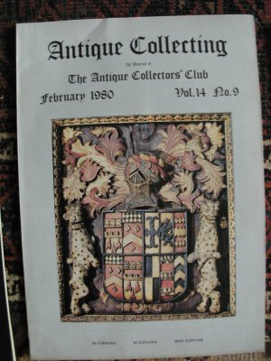 Antique Collecting Vol. 14, No. 9, February 1980