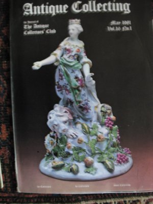 Antique Collecting Vol. 16, No. 1, May 1981