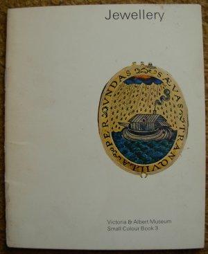 Shirley Bury.  Jewellery.  V&A small colour book 3.