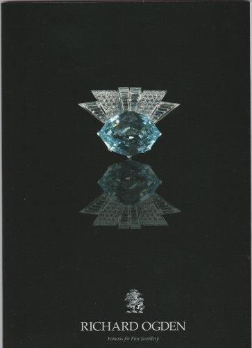 Richard Ogden.  Catalogue of Fine Antique Jewellery.