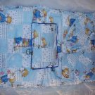 Baby Sleeping Bag - Blue Bear