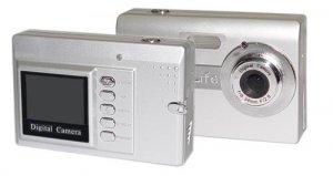 2 Megapixel Value Digital Camera - 1.4 inch Color LCD