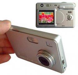 Digital Camera, 5.5M Pixel, 1.5 inch Color Ltps LCD