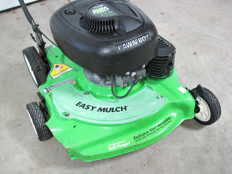 lawn boy silver series 6.5 hp manual