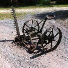 Horse drawn sickle mower made by john deer