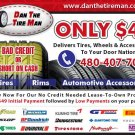 NO CREDIT NEEDED, BAD CREDIT OK! Tires, Wheels/Rims, Accessories
