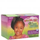 African Pride Dream Kids Olive Miracle Relaxer Kit System Regular