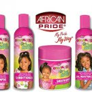 African Pride Dream Kids Olive Miracle 4pcs Set