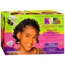 AFRICA'S BEST Kids Organics No-Lye Conditioning Relaxer System with Scalp Guard for Reg Hair
