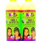 Africa's Best Kids Organic 2 x Detangling Moisturizing Hair Lotion