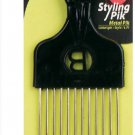 Magic Collection High Quality Styling Pik Metal Pik For Afro Hair 2410