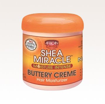 African Pride Shea Butter Miracle Buttery Creme 175 ml