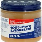 Dax Pure Lanolin Super Hair Conditioner 14Oz