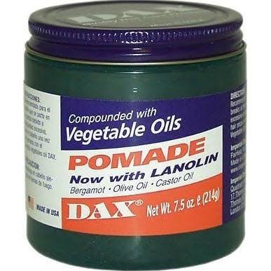 Dax Vegetable Oils Pomade With Lanolin 7.5Oz