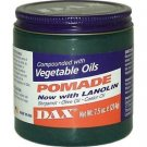 Dax Vegetable Oils Pomade With Lanolin 99g