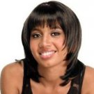 Sleek Synthetic Hair Wig Meagan With Free Wig Cap Same Day Dispatch