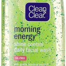 Clean and Clear Morning Energy Shine Control Daily Facial Wash