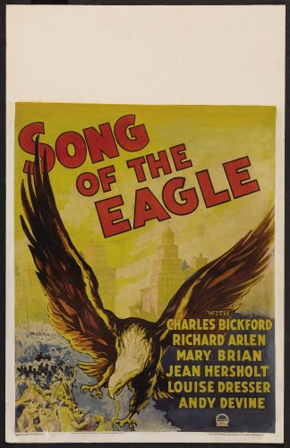 SONG OF THE EAGLE 1933 Mary Brian