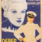 NAVY WIFE 1935 Claire Trevor