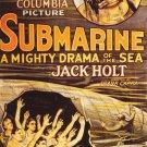 SUBMARINE 1928 Jack Holt