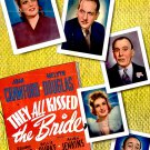 THEY ALL KISSED THE BRIDE 1942 Joan Crawford