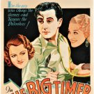 BIG TIMER 1932 Thelma Todd Constance Cummings