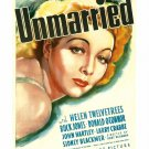 UNMARRIED 1939 Helen Twelvetrees