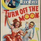 TURN OFF THE MOON 1937 Charles Ruggles