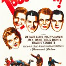 TOUCHDOWN! 1931 Jack Oakie