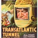 TRANSATLANTIC TUNNEL 1935 Madge Evans