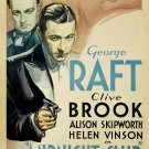 MIDNIGHT CLUB 1933 George Raft