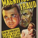 MAGNIFICENT FRAUD 1939 Mary Boland