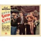 SHIP CAFE 1935 Arline Judge
