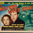 MAN WHO LIVED TWICE 1936 Marian Marsh