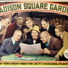 MADISON SQ. GARDEN 1932 Jack Oakie