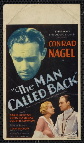 MAN CALLED BACK 1932 Conrad Nagel