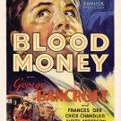 BLOOD MONEY 1933 Frances Dee