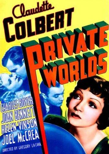 PRIVATE WORLDS 1935 Claudette Colbert