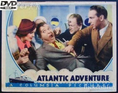 ATLANTIC ADVENTURE 1935 Harry Langdon Nancy Carroll
