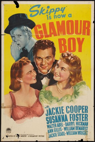 GLAMOUR BOY 1941 Jackie Cooper
