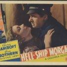 HELLSHIP MORGAN 1936 Ann Sothern