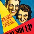 SUNNY SIDE UP 1929 Janet Gaynor